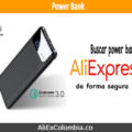 Comprar power bank batería externa en AliExpress