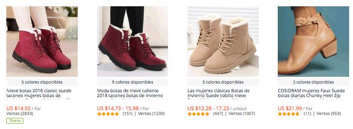 767b5a93b7 Comprar botas para mujer en AliExpress | AliExpress Colombia ...