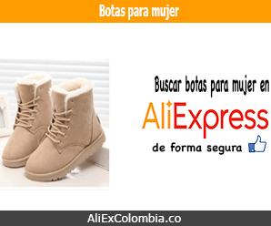 Comprar botas para mujer en AliExpress