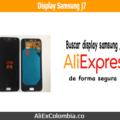 Comprar display para celular Samsung J7 en AliExpress