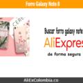 Comprar forro estuche para Galaxy Note 8 en AliExpress