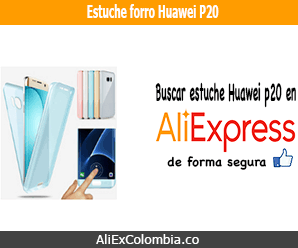 Comprar estuche forro para Huawei P20 en AliExpress