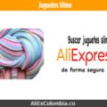 Comprar juguete Slime en AliExpress