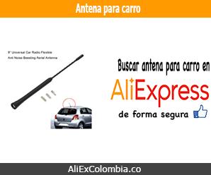 Comprar antena para carro en AliExpress