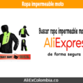 Comprar ropa impermeable para moto en AliExpress