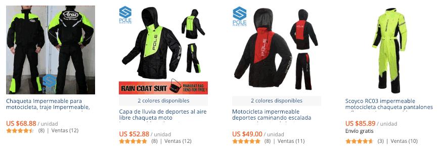 08799768 Comprar ropa impermeable para moto en AliExpress   AliExpress ...