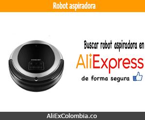 Comprar robot aspiradora en AliExpress