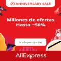 Comienza el 9º Aniversario de AliExpress