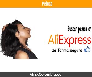 Comprar peluca en AliExpress desde Colombia