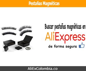 Comprar pestañas magnéticas en AliExpress