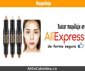 Comprar maquillaje en AliExpress Colombia