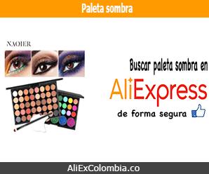 Comprar paleta de sombra en AliExpress