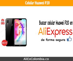 Comprar celular Huawei P20 en AliExpress