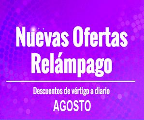 Descuentos de Agosto en AliExpress (ofertas relámpago)