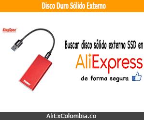 Comprar disco duro sólido externo SSD en AliExpress