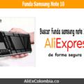 Comprar funda para Samsung Note 10 en AliExpress