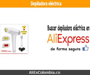 Comprar depiladora eléctrica en AliExpress