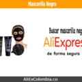 Comprar mascarilla negra en AliExpress