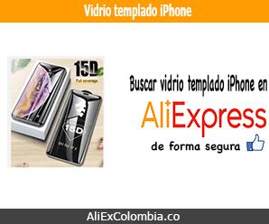 Comprar vidrio templado para iPhone en AliExpress