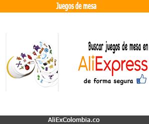 Comprar juegos de mesa en AliExpress