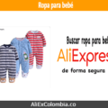 Comprar ropa para bebé en AliExpress