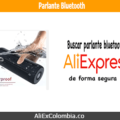 Comprar parlante bluetooth en AliExpress