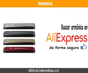 Comprar armónica en Aliexpress
