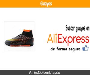 Comprar guayos en AliExpress