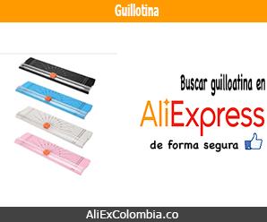Comprar guillotina en AliExpress