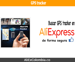 Comprar GPS tracker en AliExpress