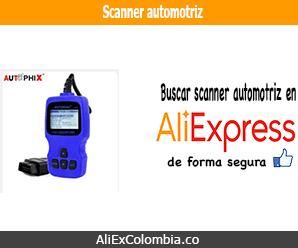 Comprar scanner automotriz en AliExpress