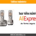 Comprar teléfono inalámbrico en AliExpress