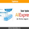 Comprar tapabocas en AliExpress