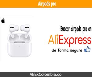 Comprar Airpods PRO en AliExpress