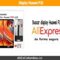 Comprar display Huawei P20 en AliExpress