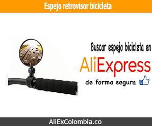 Comprar espejo retrovisor para bicicleta en AliExpress