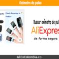Comprar oxímetro de pulso en AliExpress