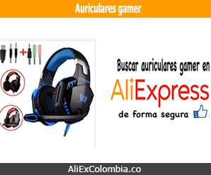 Comprar auriculares gamer en AliExpress