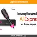 Comprar cepillo desenredante para pelo en AliExpress