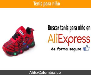 Comprar tenis para niño en AliExpress