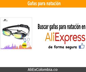 Comprar gafas para natación en AliExpress