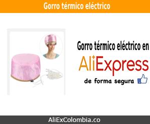 Comprar gorro térmico eléctrico en AliExpress