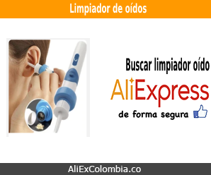 Comprar limpiador de oído en AliExpress