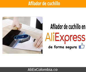 Comprar afilador de cuchillo en AliExpress