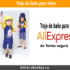 Comprar traje de baño para niño en AliExpress
