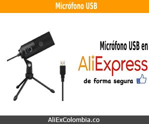 Comprar micrófono USB en AliExpress  desde Colombia