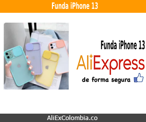 Comprar funda para iPhone 13 en AliExpress